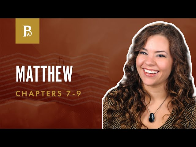 Listening to the Law | Matthew 7-9