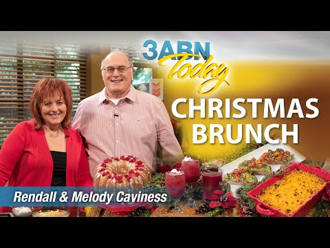 """3ABN Today Cooking - """"Christmas Brunch"""" with Rendall & Melody Caviness (TDYC190001)"""