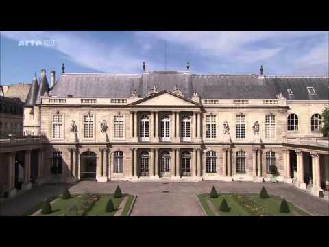 Documentaire   Architectures hotels de soubise et de rohan