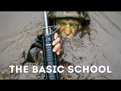 The Basic School (USMC) - Marines Officer Training School Ov