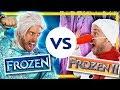 Frozen vs frozen 2 mp3
