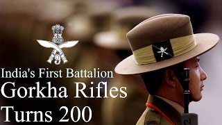 Gorkha Rifles (Indian Army)