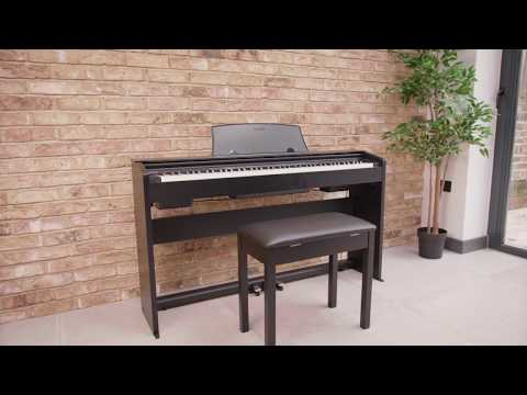 Discover The Privia PX-770 Digital Piano