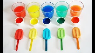 colors for kids to learn