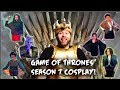 Game of Thrones S7 Costume Party