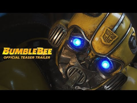 Bumblebee (2018) - Official Teaser Trailer...