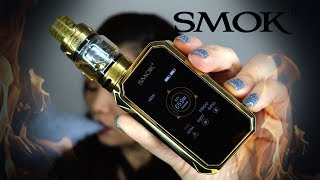 Smok G Priv 2 Luxe Edition with TFV12 Prince Kit Review