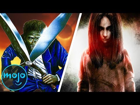 Top 10 Most Evil Kids in Video Games
