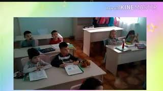 "Рубрика:""На пути к знаниям"" - Тема урока:  Подготовка к школе."