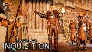 Прохождение Dragon Age: Inquisition - Отступники в Ведьмином лесу #5