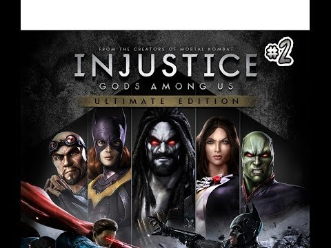 Injustice Gods Among Us: Ultimate Edition - The Hidden Power of Azarath!