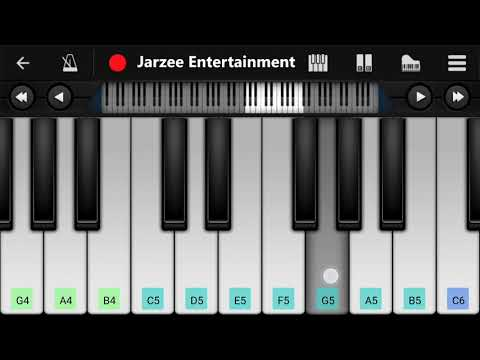 Chalti Hai Kya 9 Se 12 Piano (Judwaa 2) -...
