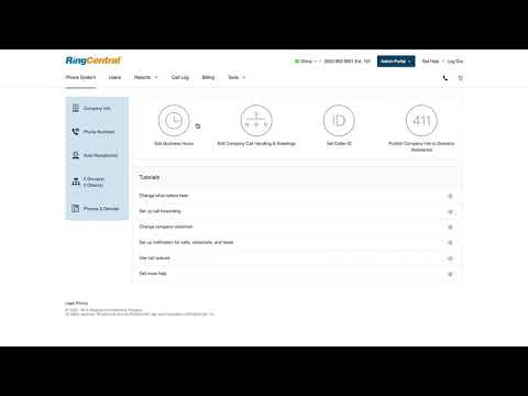 RingCentral Office: Call Screening - YouTube