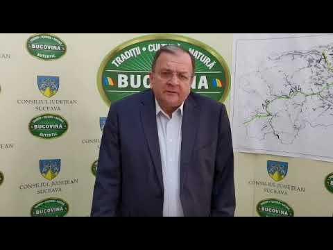 """Gheorghe Flutur: """" Varianta optimă pentru traseul viitoarei autostrăzi A 7"""