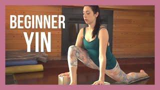 Yin Yoga for Beginners - Full Body Stretch {35 min}