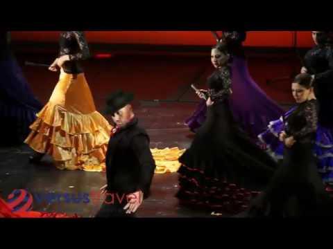 Flamenco στην εκδήλωση του VERSUS TRAVEL στο Θέατρο ΠΑΛΛΑΣ - ΜΑΙΟΣ 28.2016