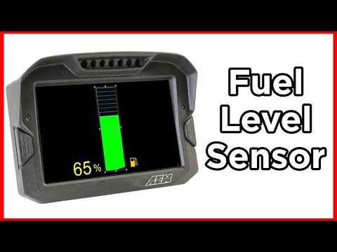 How To CALIBRATE Your Fuel Level Sensor On Your CD DIGITAL DASH