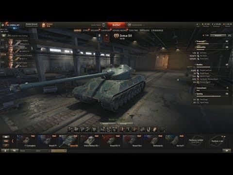 World of Tanks CZ (231.díl) - Somua SM
