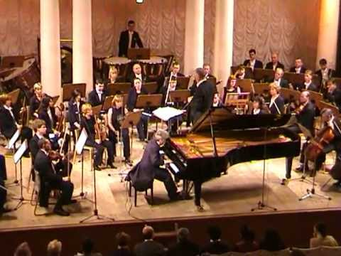 Anatoly Zatin - Rhapsody on themes by Nino Rota for piano and orchestra