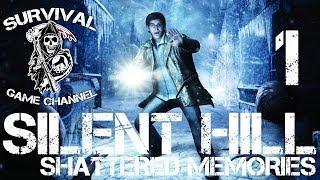 ЛУЧШАЯ ИЗ ВСЕХ ЧАСТЕЙ SILENT HILL — Silent Hill: Shattered Memories прохождение [1080p] Часть 1