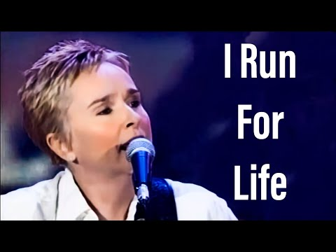 I run for live performed by Melissa Etheridge | Live on Oprah | 9-29-2005 mp3