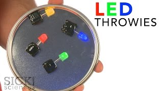 LED Throwies - Sick Science! #202