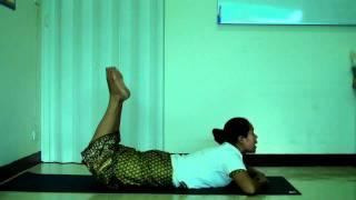 Ruenmai massage school/ฤาษีดัดตนท่าที่ 14