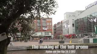 The making of Heli promo Warchild