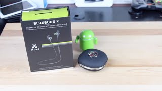JayBird BlueBuds X Best Bluetooth Headphones Review