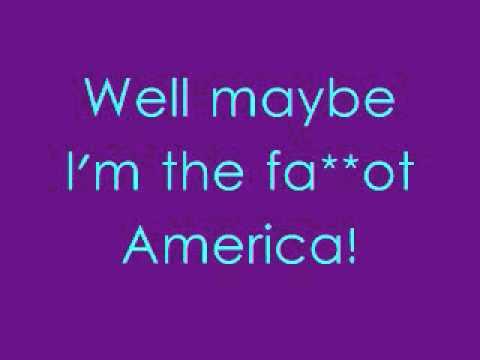 Green Day - American Idiot w/Lyrics (Clean)