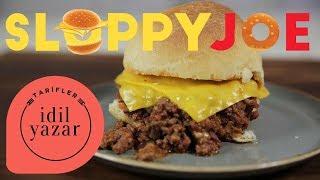 Tembel Hamburgeri Sloppy Joe Tarifi   Yemek Tarifleri