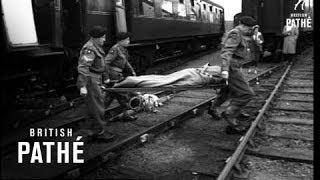 """Rail Crash"" Army Exercise (1964)"
