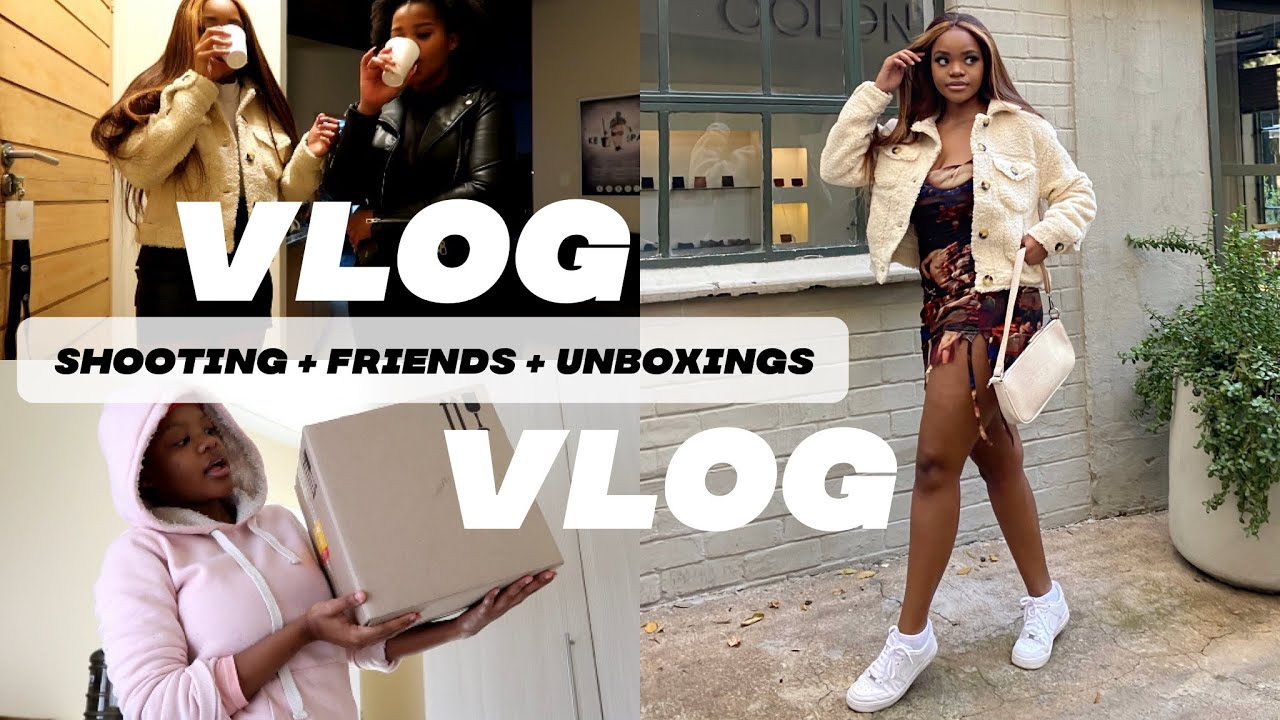 VLOG: FINALLY GOING OUTSIDE TO SHOOT FOR IG | LOCKDOWN LOVE CHATS | PR UNBOXINGS