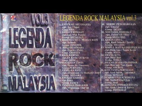 Legenda Rock Malaysia Vol.3