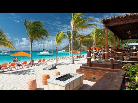 WHITE BAY, JOST VAN DYKE - British Virgin Islands