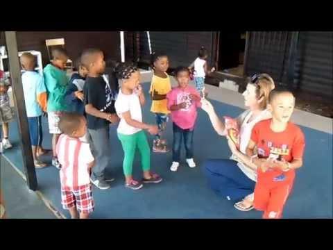 Deutscher Kindergarten hilft Kindergarten in Südafrika
