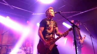 Mike Tramp - Alright By Me - Lyngby 22 October 2011