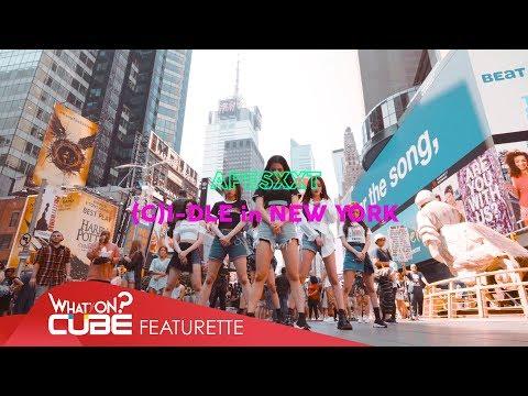 (여자)아이들((G)I - DLE) - 'APESXXT / The Carters (Choreography in New York)'