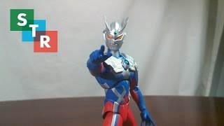Ultra-Act Ultraman Zero Review