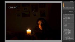Шумы в фотографии. Видео урок фотографии 33