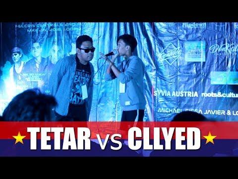 Philippine Beatbox Battle   TETAR vs CLLYED   Top 16
