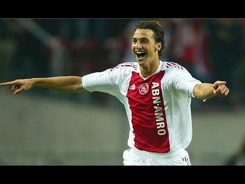 ZLATAN IBRAHIMOVIC GREATEST GOAL EVER??? AJAX FC