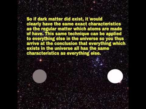 Does Black Matter exist?
