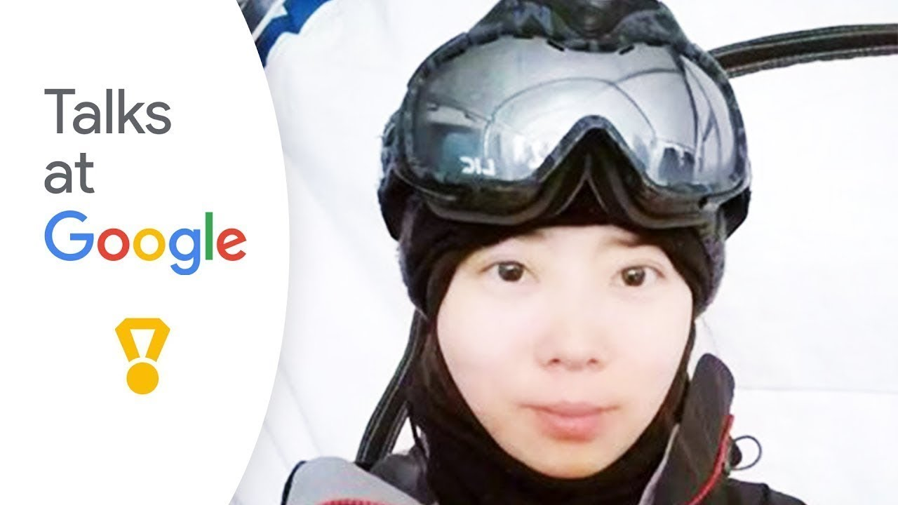 The First Chinese Female Explorer to Trek to the Pole of Inaccessibility (POI) | Talks at Google