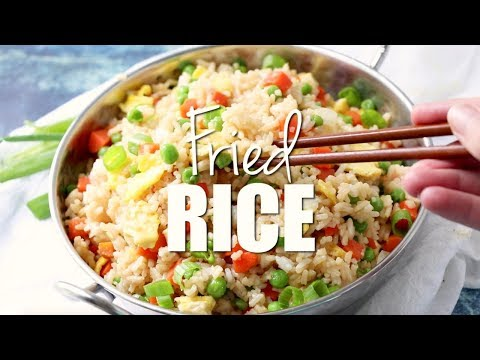 How to make: Easy Fried Rice