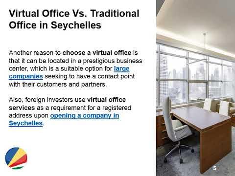 Establish a Virtual Office in Seychelles