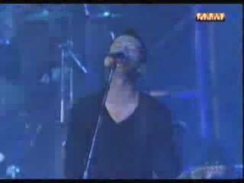 Radiohead The Bends live (high audio quality)