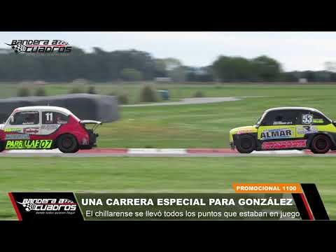 BAC 7º capítulo: Una carrera especial para César González