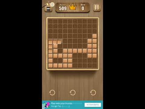 Fill Wooden Block Puzzle 8x8 At Appghostcom
