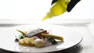 Cuisine art - Episode 20 - Calamaretti & Salmon